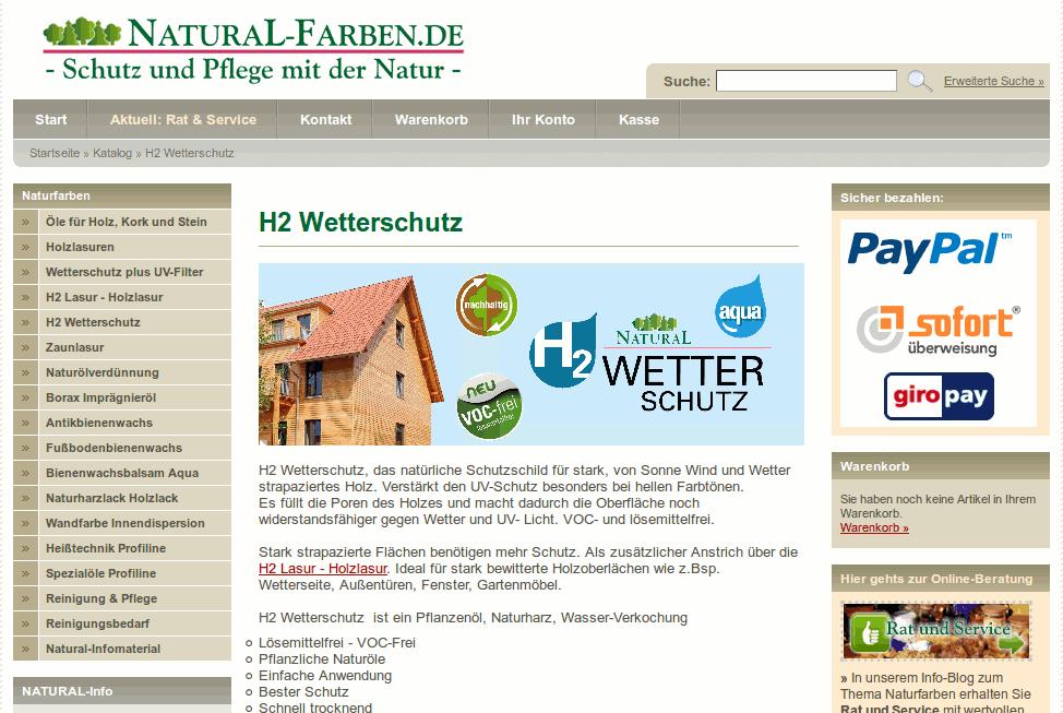 Kaufen bei Natural-Farben.de